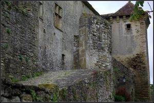 La tour du chateau (XVIième siècle)