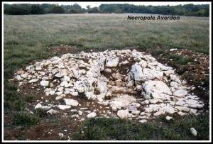 Necropole à Averdon