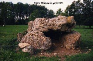 ST HILLAIRE GRAVELLE