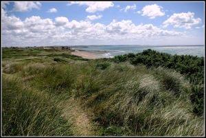 La dune entre Ambleteuse et Boulogne
